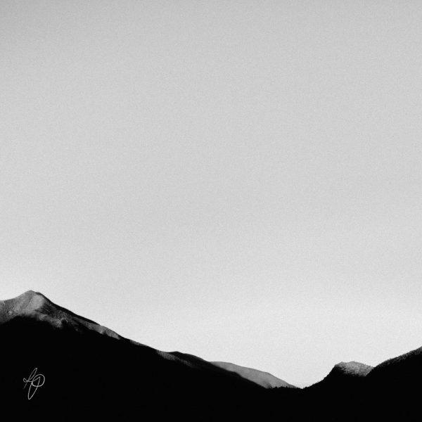 Atlas Calm. Black and white photographic prints, Richard Pengelley, The Shy Photographer