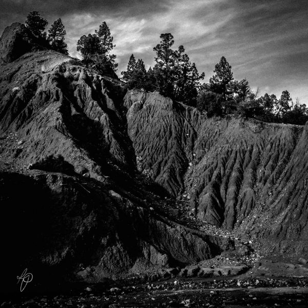 Land Shapes. Black and white photographic prints, Richard Pengelley, The Shy Photographer