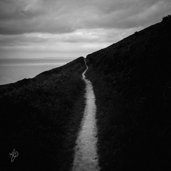 To The Sea. Black and white photographic prints, Richard Pengelley, The Shy Photographer